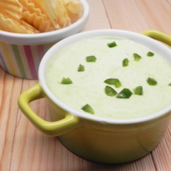 Hot Asiago Dip