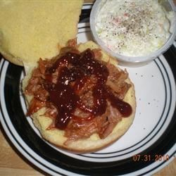 Sarges EZ Pulled Pork