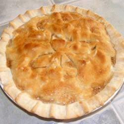 Apple Pie by Grandma Ople
