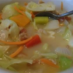 Cabbage Patch Soup
