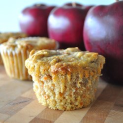 Image of Apple Carrot Muffins, AllRecipes