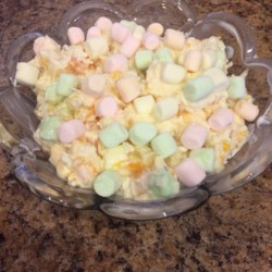 recipe: five cup salad marshmallows [21]