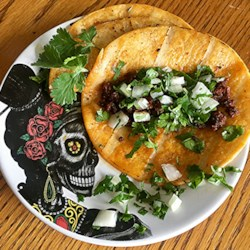 Quick and easy dinner recipes allrecipes easy chorizo street tacos recipe chorizo street tacos topped with cilantro and onion are quick forumfinder Gallery