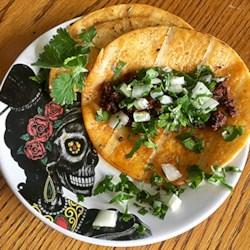 World cuisine recipes allrecipes easy chorizo street tacos recipe chorizo street tacos topped with cilantro and onion are quick forumfinder Image collections