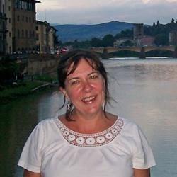 Sharon in Venice