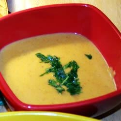 Photo of Sweet Potato and Apple Soup by MIKE4BZ