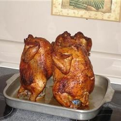 Roasted Soda Can Chicken