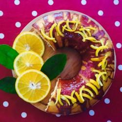 beat and bake orange cake printer friendly