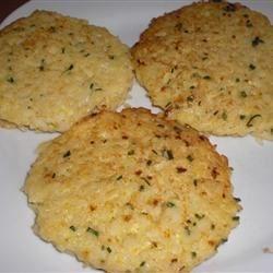 Savory Rice Pancakes Recipe
