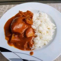 Indian curry main dish recipes allrecipes indian chicken curry i forumfinder Images