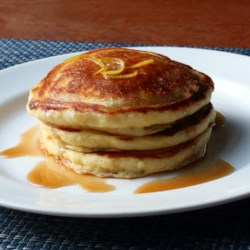 lemon ricotta pancakes printer friendly