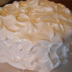 Angel Icing Recipe