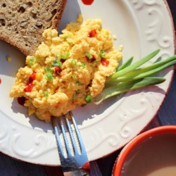 On-the-Farm Scrambled Eggs