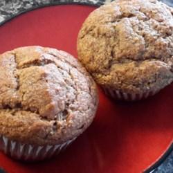 healthy strawberry banana muffins printer friendly