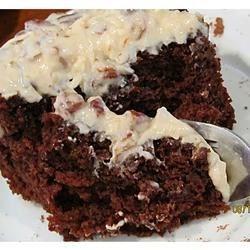 Wacky Cake VIII Recipe