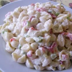 Photo of Sour Cream Macaroni Salad by Rita  Morris