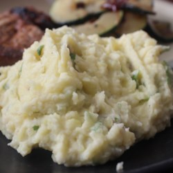 Mashed Potatoes with Horseradish