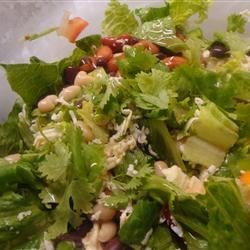 Summer Bean Salad I Recipe