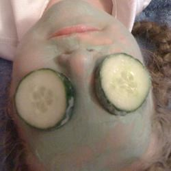 My homemade face mask