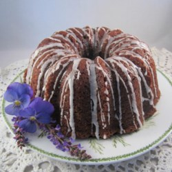 Applesauce Cake VI