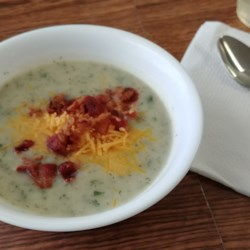 Very Easy Potato Bacon Soup