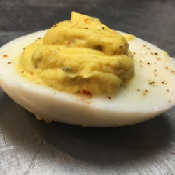 classic southern deviled eggs printer friendly