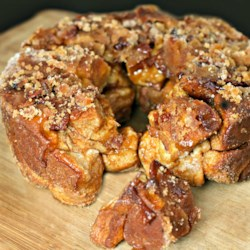 easy maple bacon monkey bread printer friendly