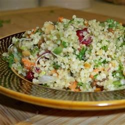 Photo of Whole Wheat Vegan Couscous Salad by bekahc