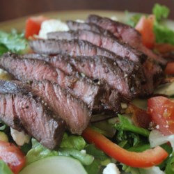 Perfect Flat Iron Steak