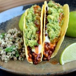 lentil tacos printer friendly