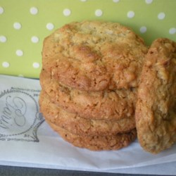 Ambrosia Cookies Recipe