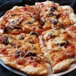 no yeast pizza crust recipe allrecipes com