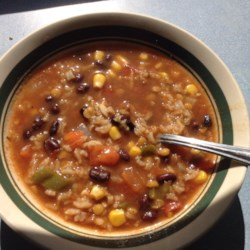 Beezie's Black Bean Soup