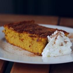 Pumpkin Casserole/Souffle