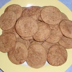 Whole Wheat Snickerdoodles l
