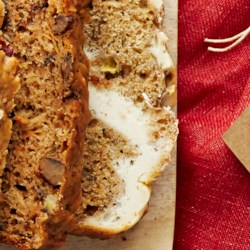 Diabetic christmas dessert recipes eatingwell cheesecake chai spiced banana bread forumfinder Images