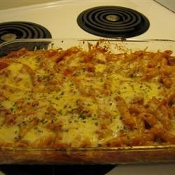 Baked Penne w/ Sausage