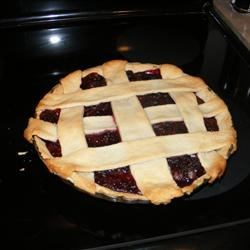 Blackberry-Chocolate Chip Pie Recipe