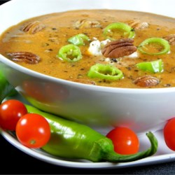 Spicy Pecan Soup Recipe