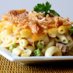 Quick and easy recipes allrecipes easy tuna casserole recipe and video tuna macaroni creamy soup cheese and forumfinder Image collections