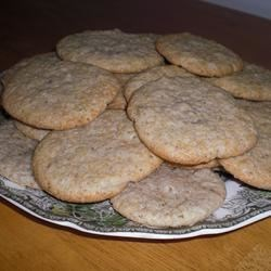 Dutch Ice Box Cookies Recipe