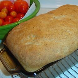 Uncle Wynn's Bread Machine Rye*