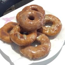 Buttermilk Doughnuts