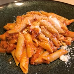 chef johns penne with vodka sauce printer friendly