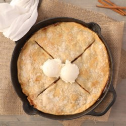 recipe: iron skillet apple pie recipe [21]