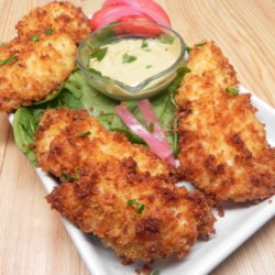 Crumbed Chicken Tenderloins (Air Fried)