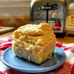 High-Rise Buttermilk Biscuits