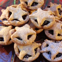 Mini Orange Mince Pies