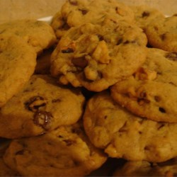 Sexy Soft Scrumptious Chocolate Chip Cookies