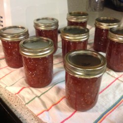 recipe: green tomato pepper jelly [30]